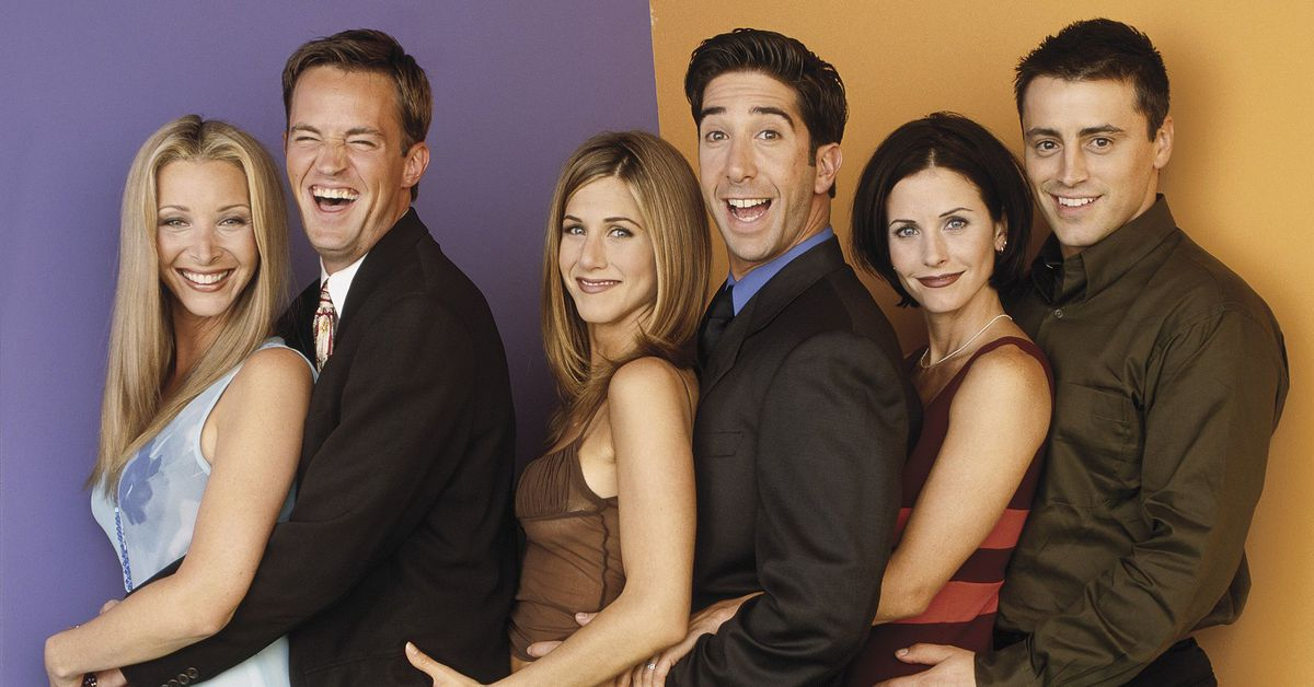 Friends reunion will be a very real thing on HBO Max