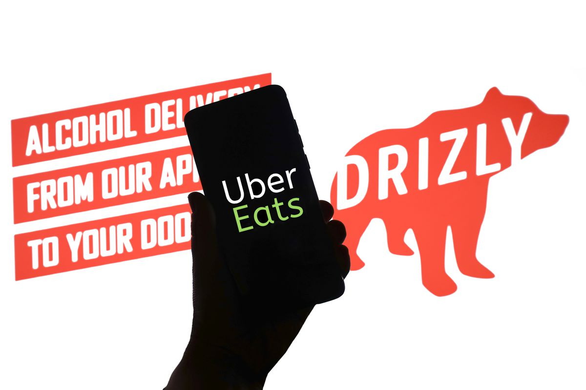 Drizly Service Acquired By Uber