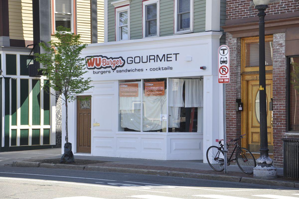 WuBurger Gourmet Inman Square