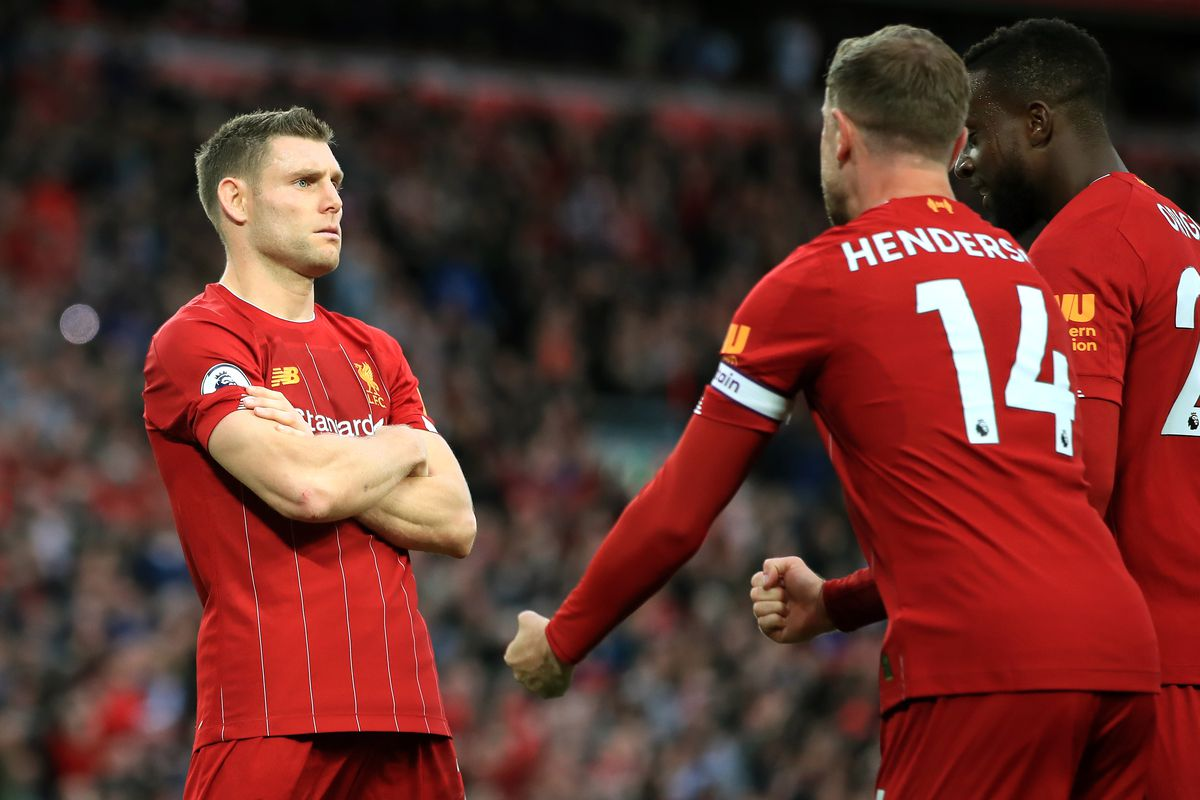 Liverpool v Leicester City - Premier League - Anfield