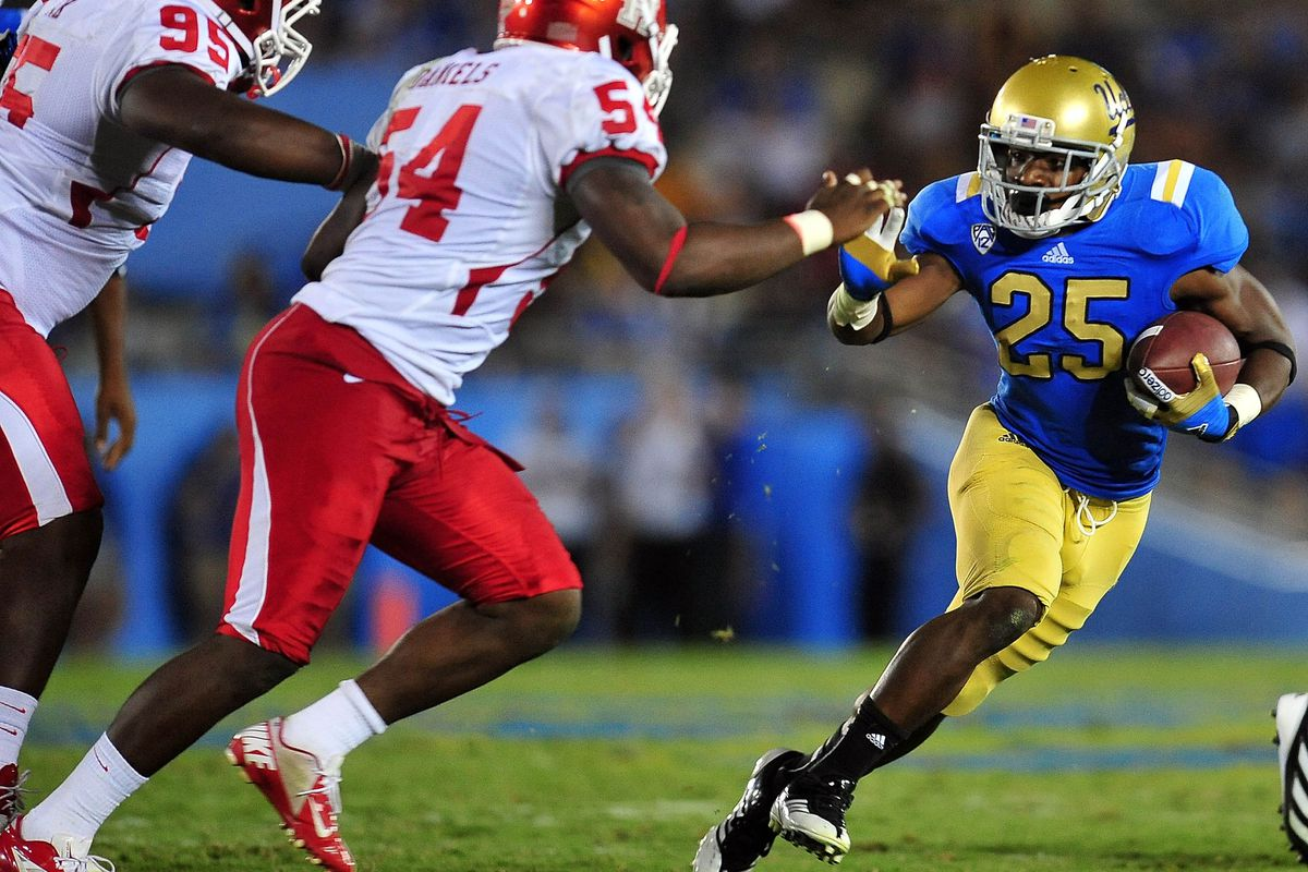 The Bruins will be glad to have dynamic return man Damien Thigpen back in the line-up this fall.