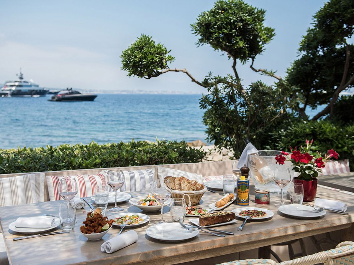The 18 Best Restaurants In Cannes France Eater