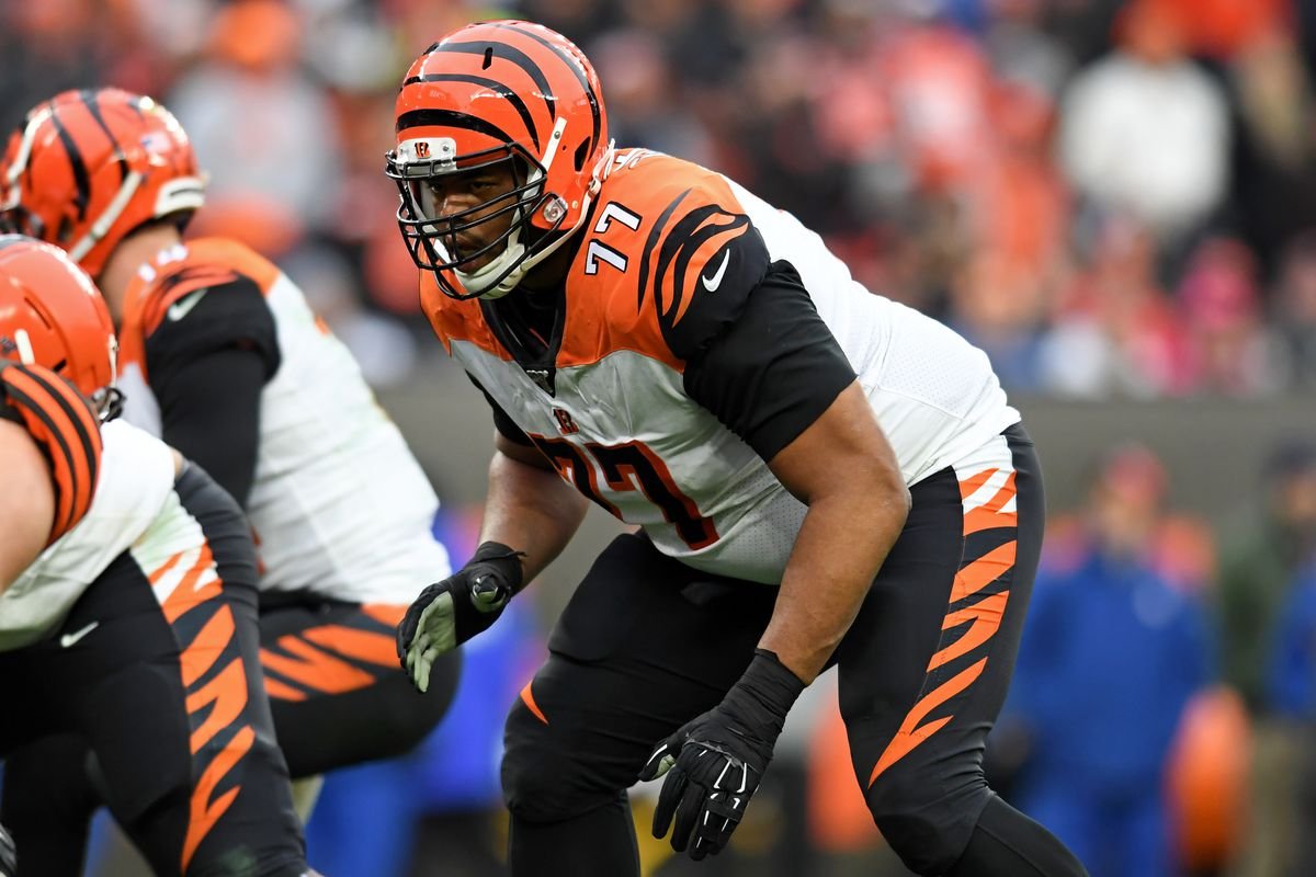Bengals to release Cordy Glenn after attempting to trade him, per ...