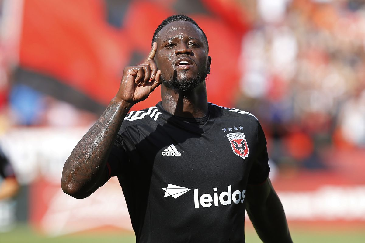 Eddie Johnson has been left unprotected by D.C. United, and poses a difficult choice for the Orlando City coaching staff