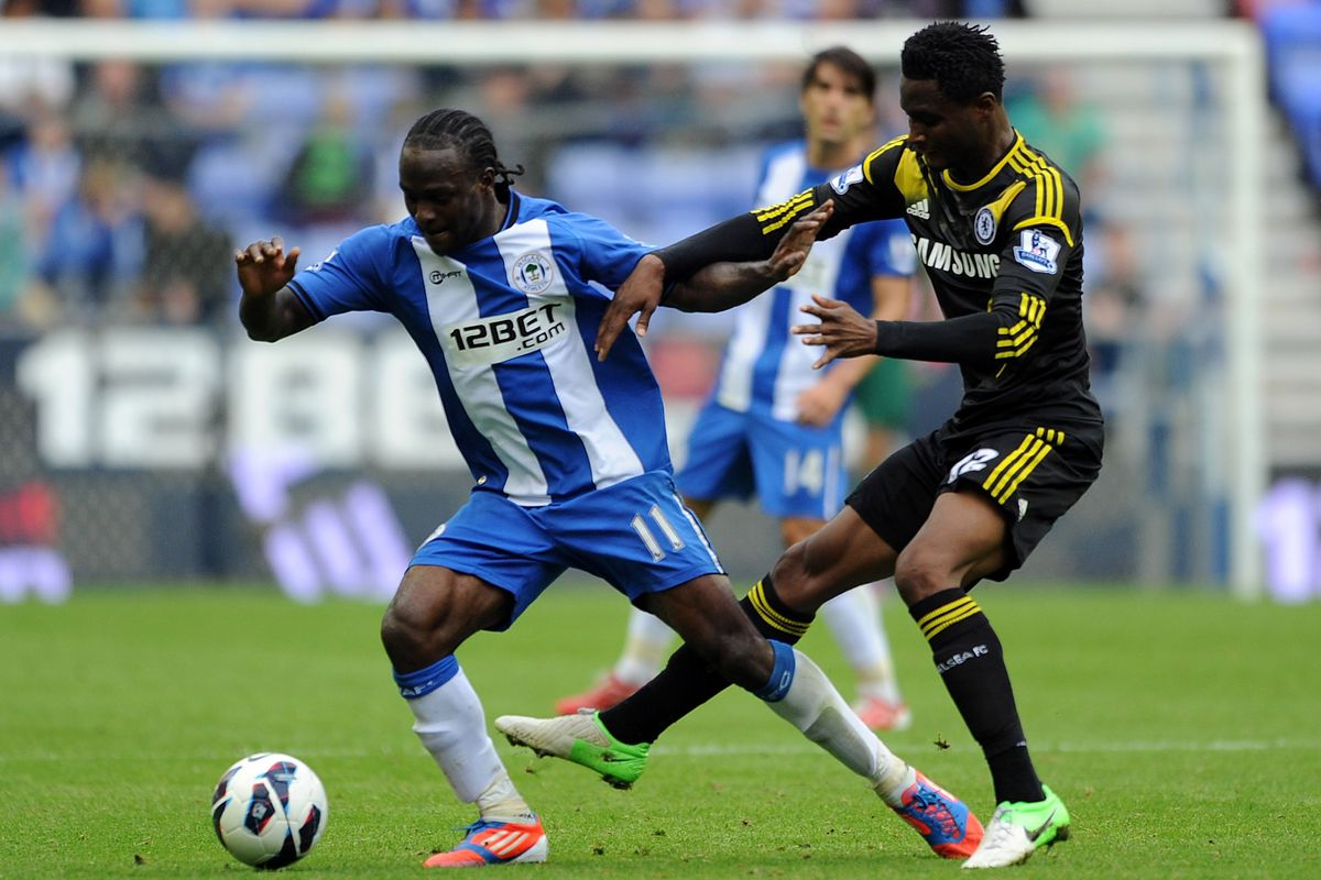 Victor Moses to Chelsea is all but done