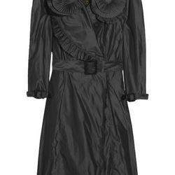 Burberry Prorsum pleated taffeta coat, $434.25 (orig. $2,895)