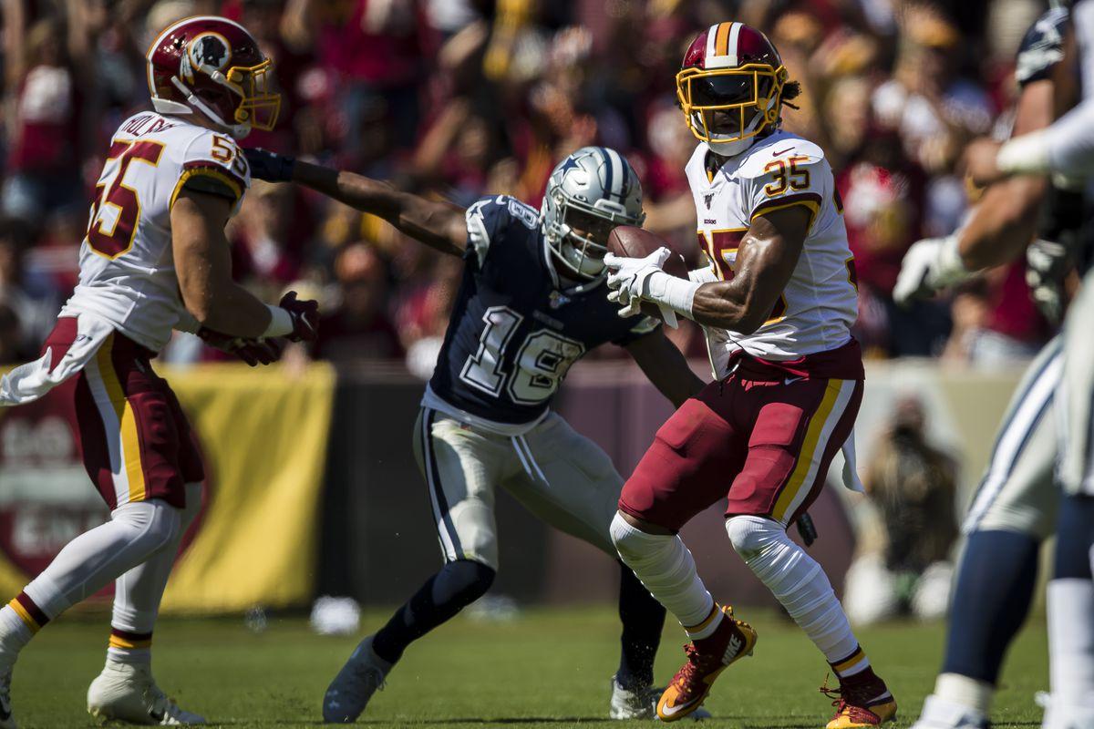 Dallas Cowboys v Washington Redskins