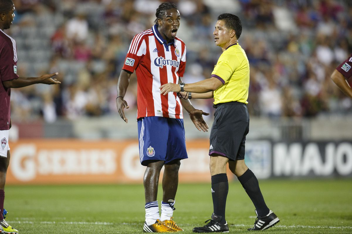 Chivas USA has troubles on offense, so they added one of the best defensive midfielders in the history of MLS. In light of that we didn't ask about him. (Photo by Trevor Brown, Jr./Getty Images)