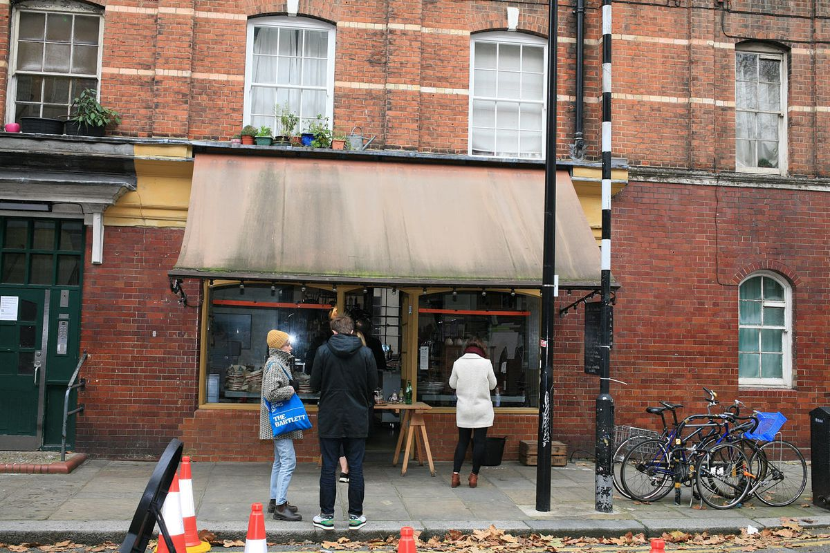 Leila's Shop on Calvert Avenue in Shoreditch