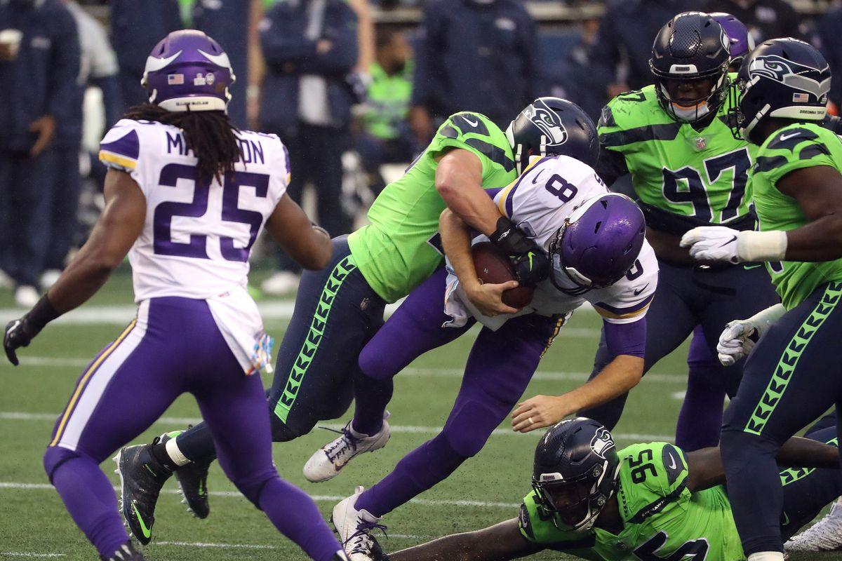 Minnesota Vikings v Seattle Seahawks