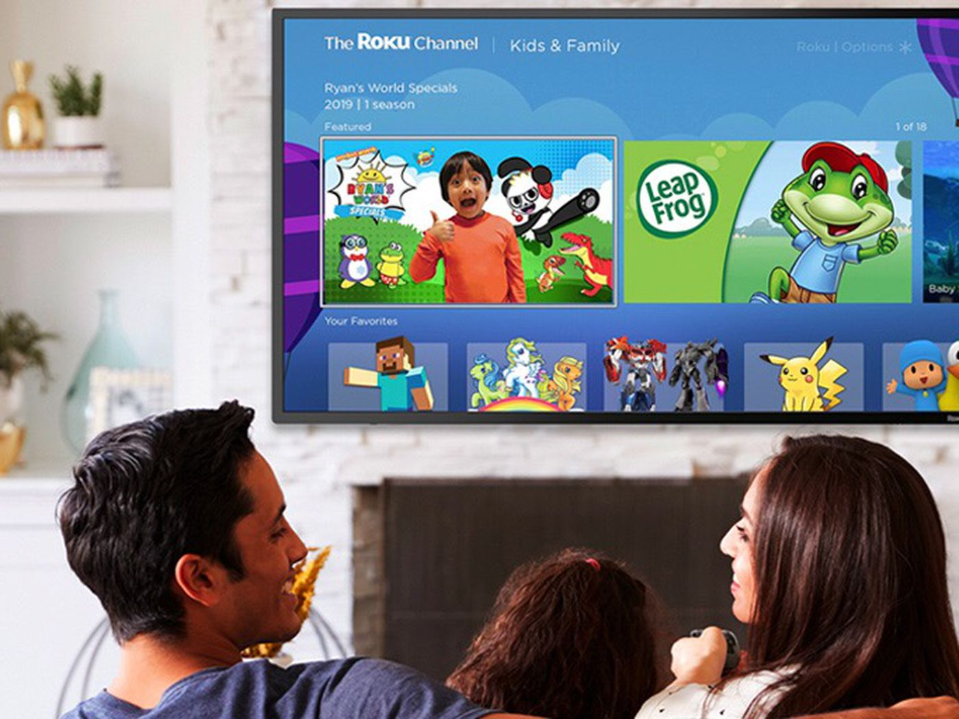 Best Free Roku Channels 2020.The Roku Channel Is Adding A Kids And Family Section With