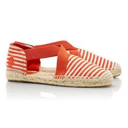 """Catalina Espadrille in Flame Red/Natural, $80.50 (on sale from $115) at <a href=""""http://www.toryburch.com/Catalina-Espadrille/12138332,default,pd.html?dwvar_12138332_size=9&dwvar_12138332_color=154&start=4&q=espadrille"""">Tory Burch</a>"""