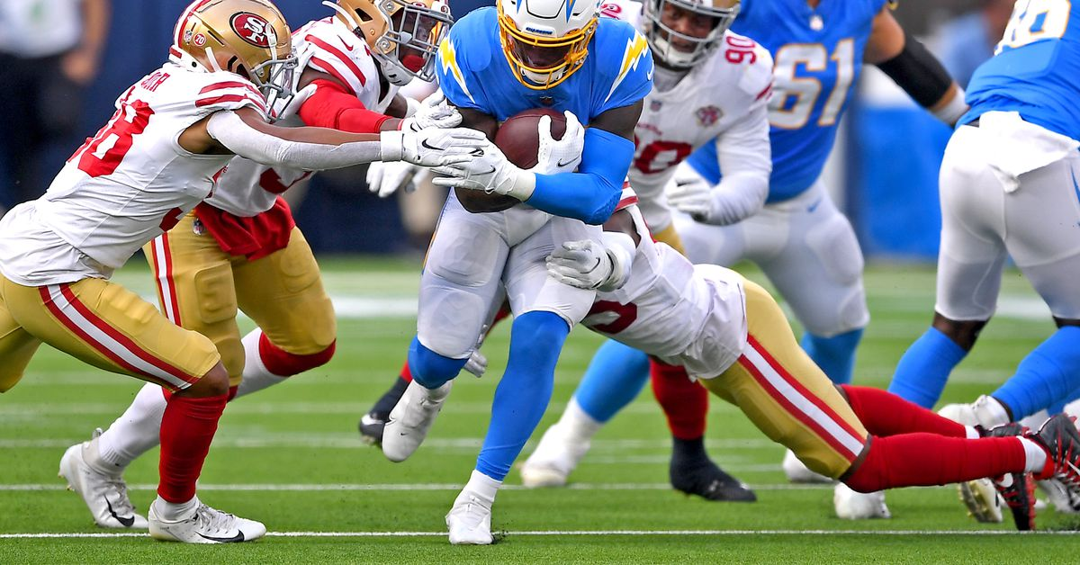 49ers news: Three winners and losers from the Niners 15-10 win over the Chargers - Niners Nation