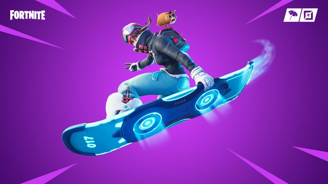 Fortnite's Driftboard