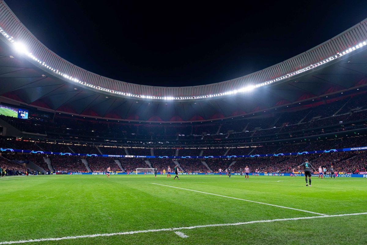 UEFA Moves International Soccers