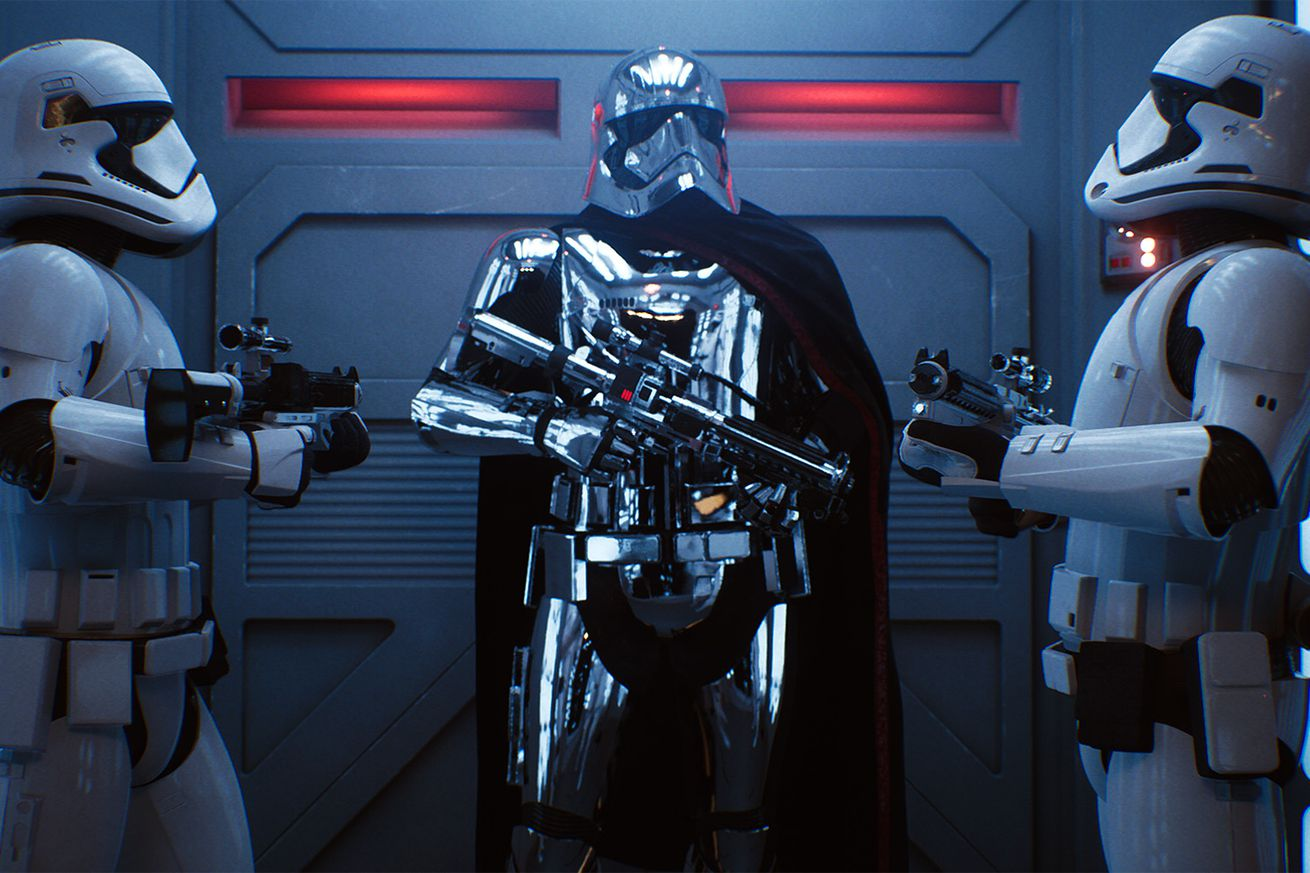 epic games showcases the unreal future of graphics with real time ray tracing in star wars