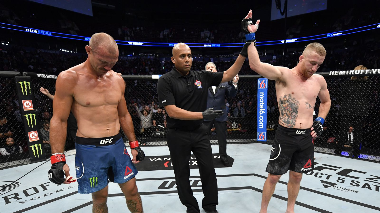 UFC Fight Night 158 results: Biggest winners, loser for 'Cowboy vs Gaethje' last night in Vancouver