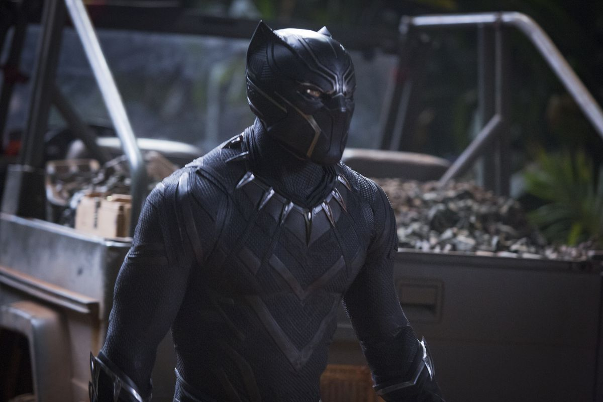 """Black Panther/T'Challa (Chadwick Boseman) in """"Black Panther."""" Walt Disney Company has signed a deal with Ryan Coolger for more 'Black Panther' stories."""