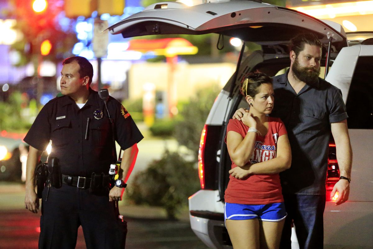 Dallas police were doing everything right — and then the