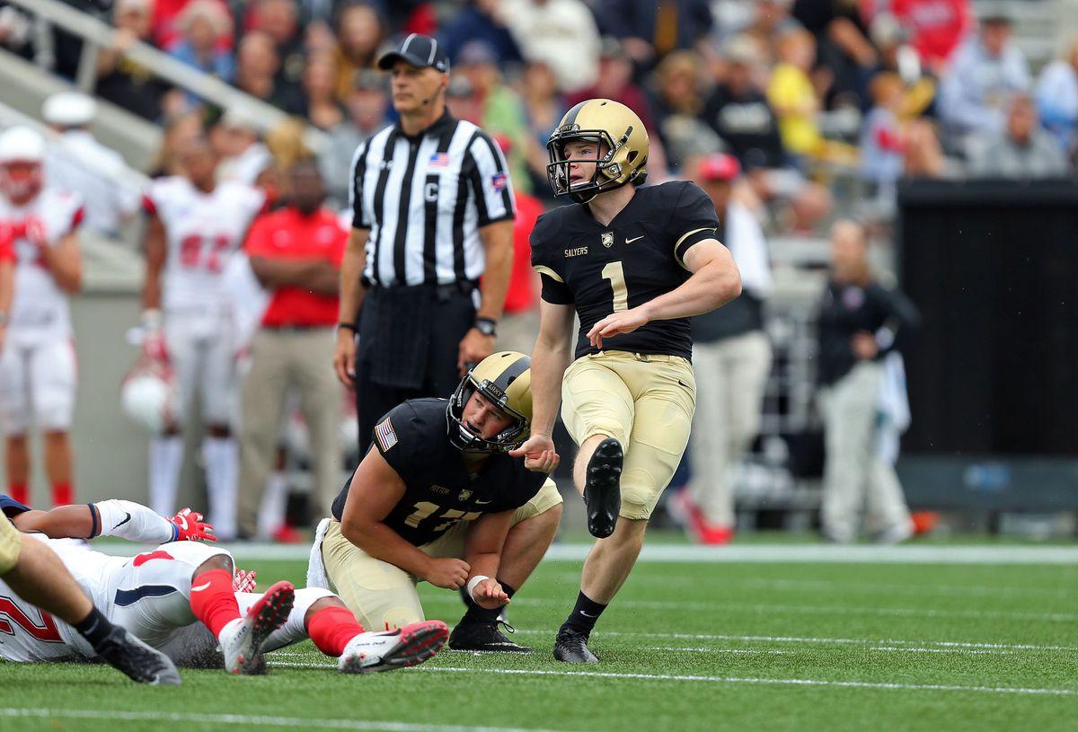 NCAA Football: Liberty at Army