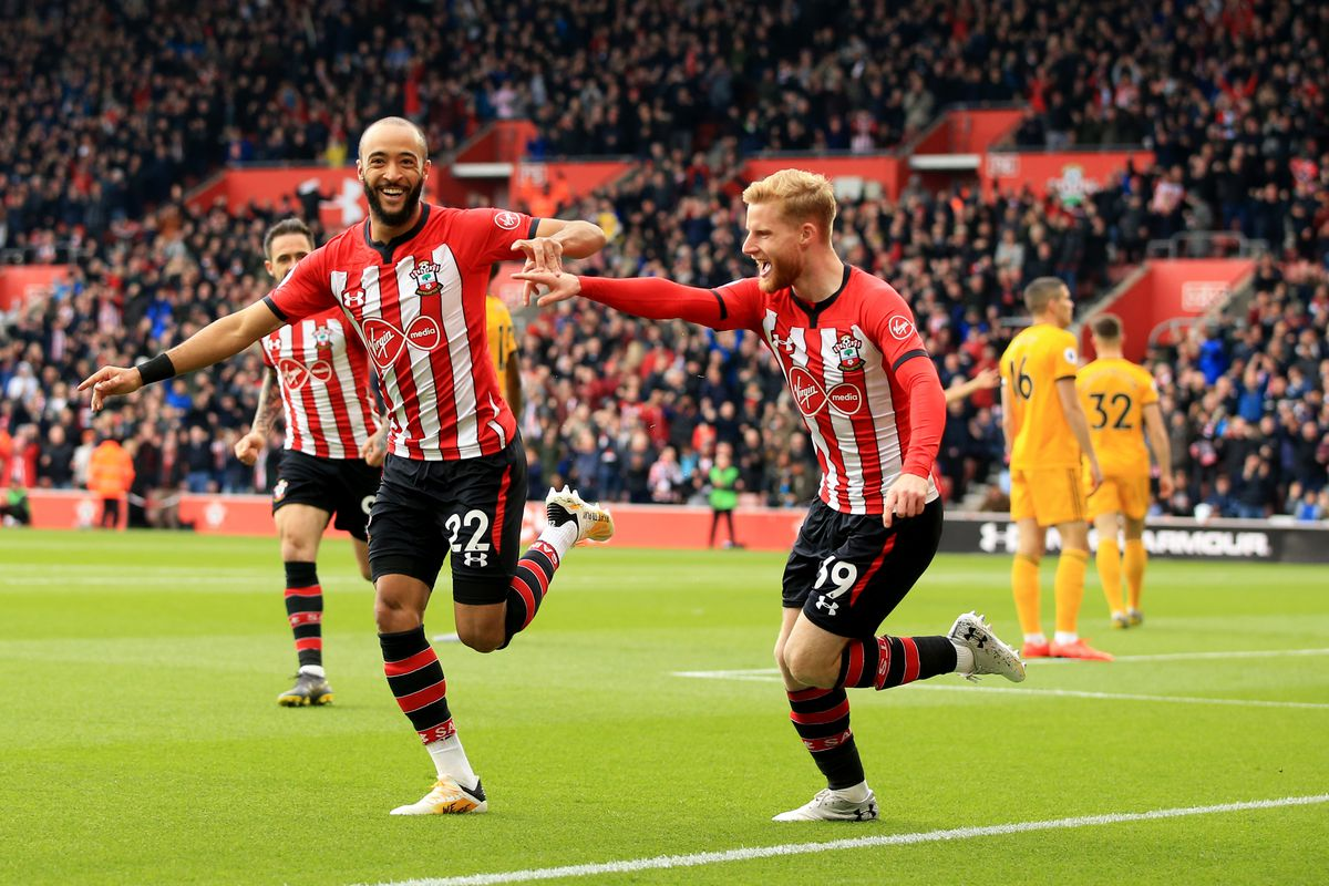 Southampton manager Ralph Hasenhuttl hailed Saints youngster Josh Sims after his side's 3-1 win over Wolves in the Premier League