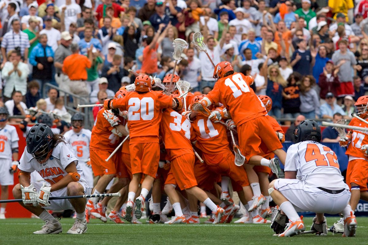 NCAA Lacrosse Semifinals - Syracuse v Virginia