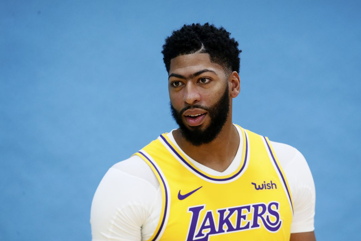 Anthony Davis Being With Lakers Has Been Great Team Is