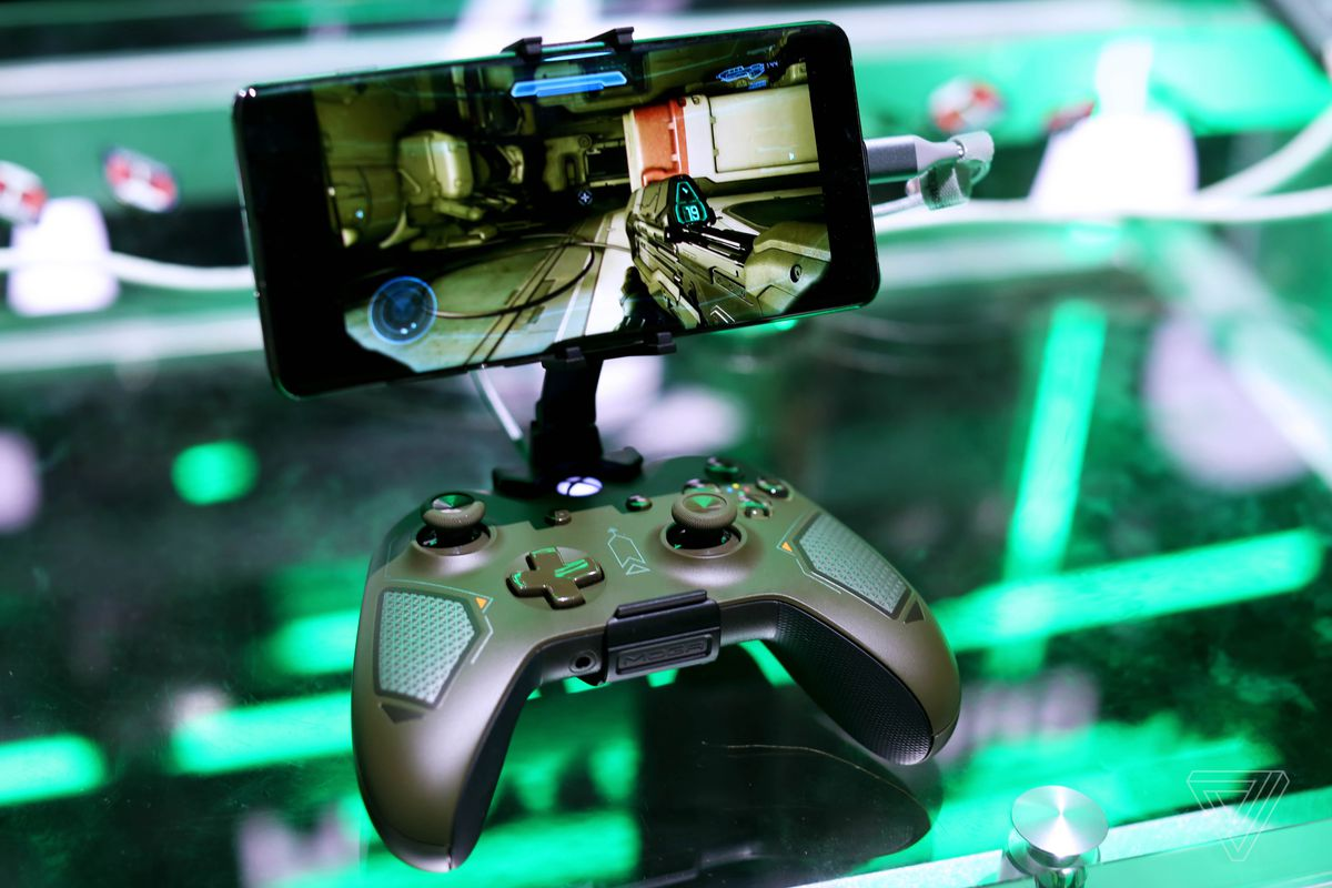 Microsoft will test xCloud gaming over 5G in Korea - The Verge