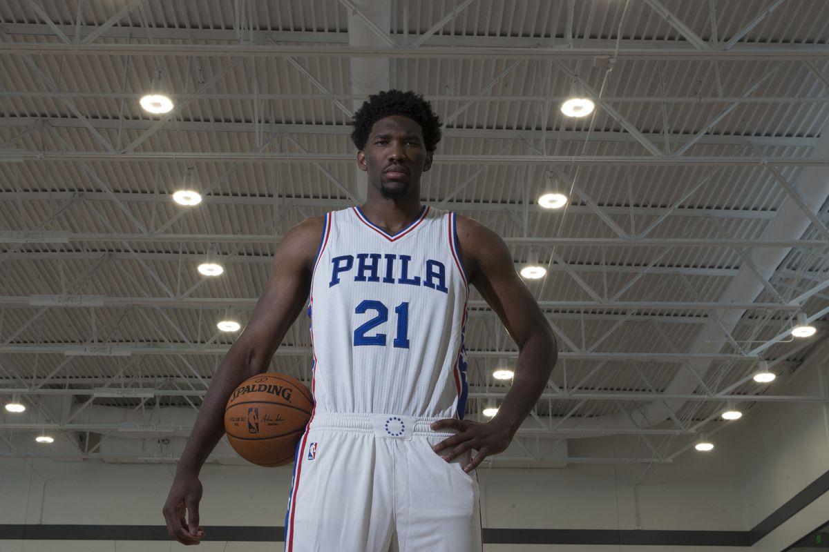 Philadelphia 76ers Media Day