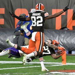 April 2020: To close out the month, Cleveland re-signed Rashard Higgins — a move that wasn't buzz-worthy nationally, but certainly made Browns fans happy. Earlier in the month, the team also tendered Kareem Hunt to keep him with the club this year.