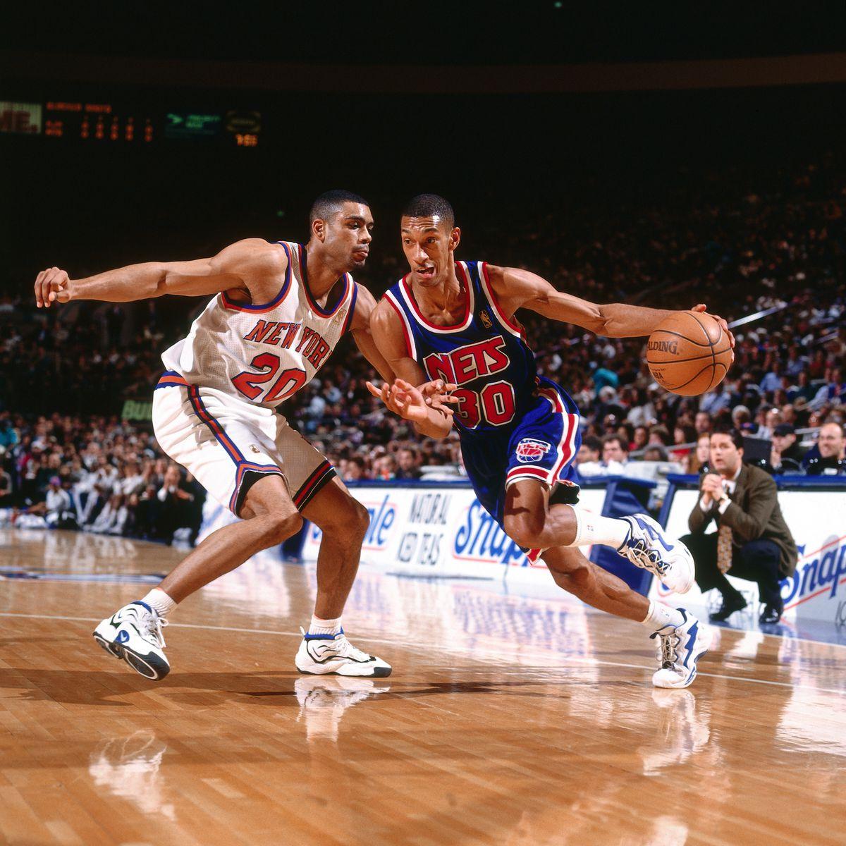 New Jersey Nets v New York Knicks