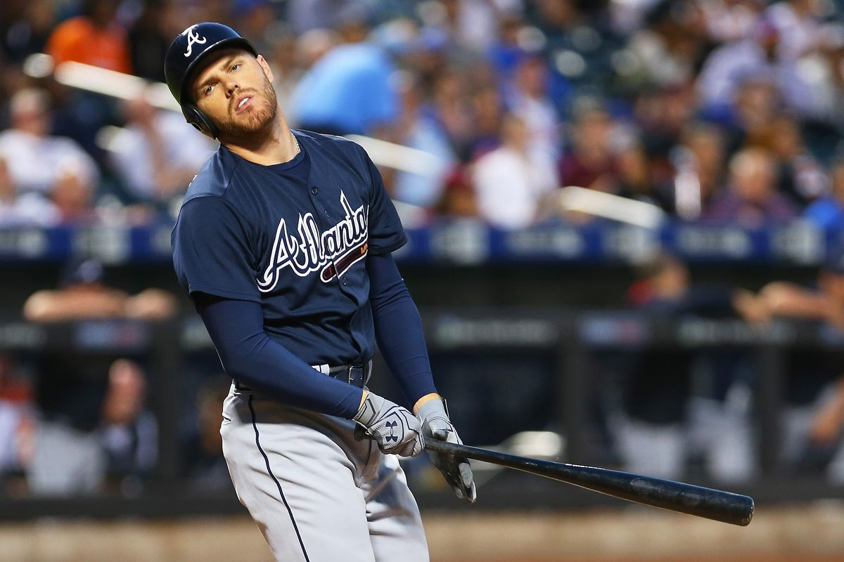 The possible red flag for Freddie Freeman - Beyond the Box Score