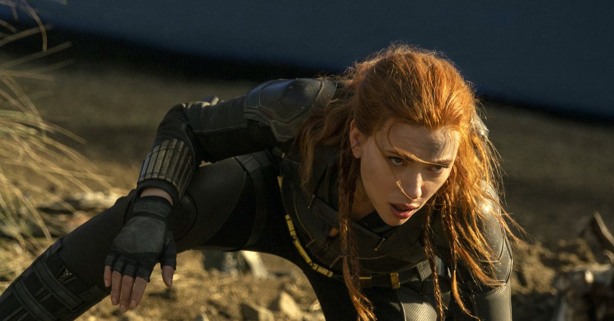 Black Widow injects a little James Bond into the MCU
