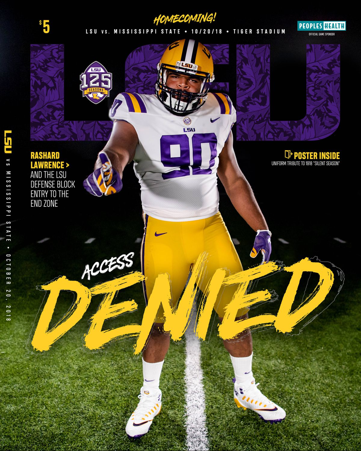 93bc39bb Mississippi St.: Times of Interest - LSUsports.net - The Official Web Site  of LSU Tigers Athletics LSU vs. Mississippi St.: Times of Interest