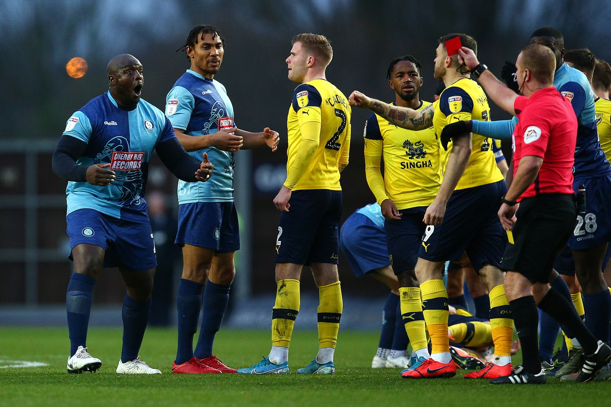 Oxford United v Wycombe Wanderers - Sky Bet League One