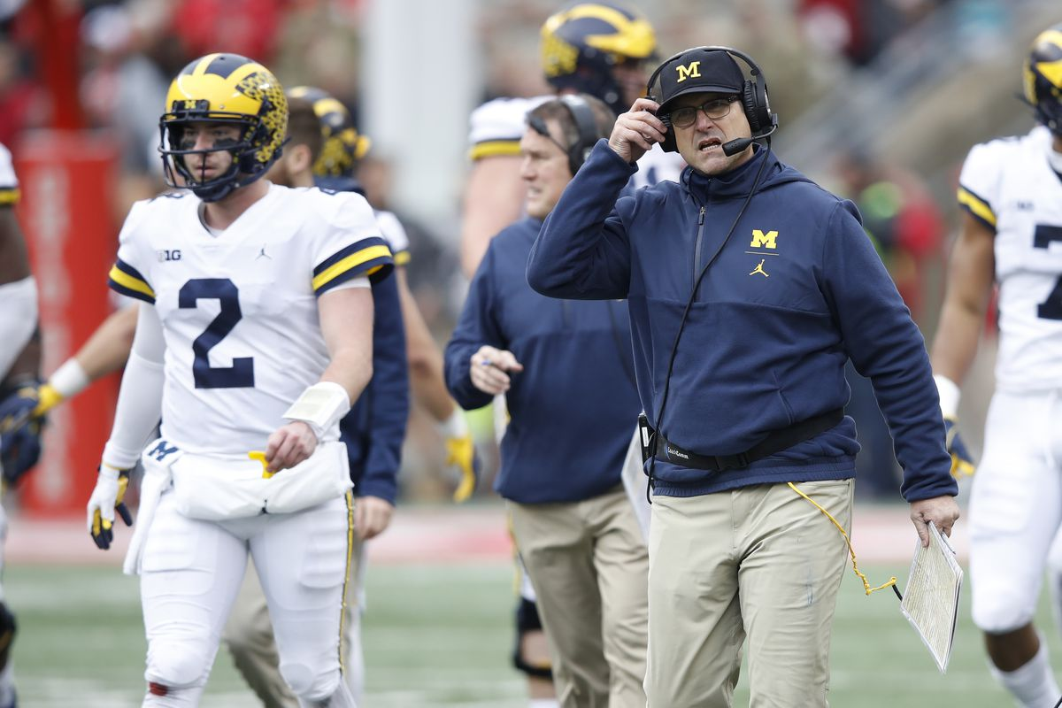 Michigan's 62-39 loss to Ohio State is the prologue to their 2019 season