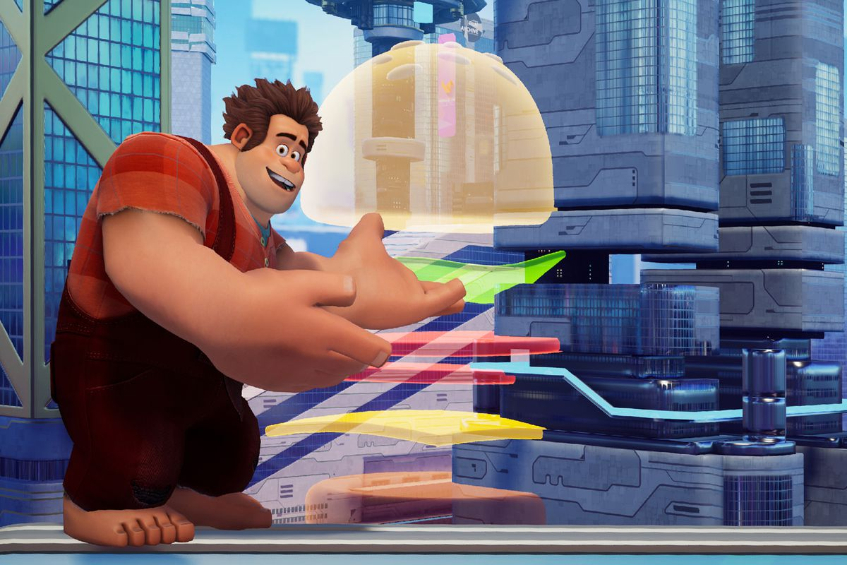 The Void's Ralph Breaks VR puts players inside a giant