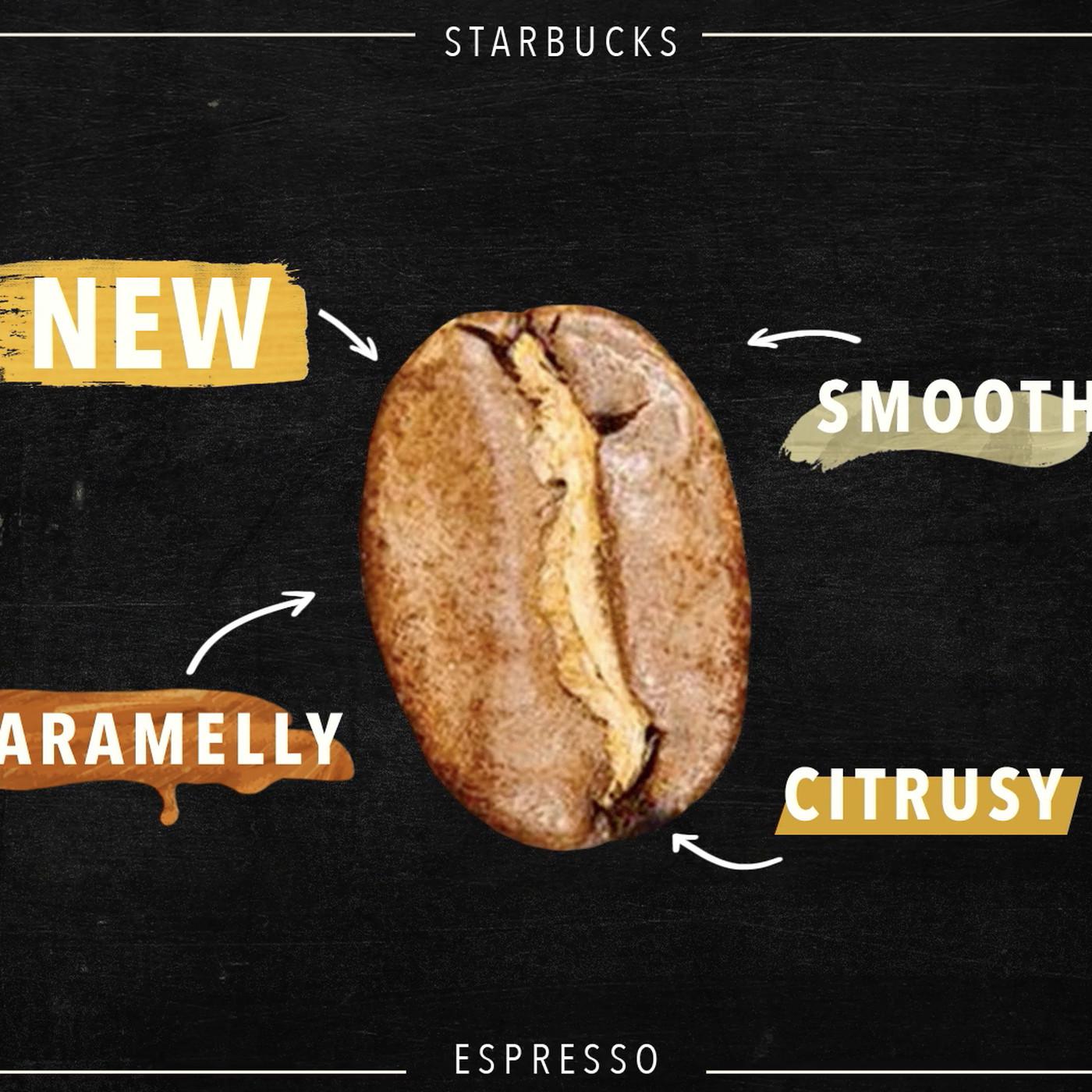 Here S How Starbucks Made The New Starbucks Blonde Espresso