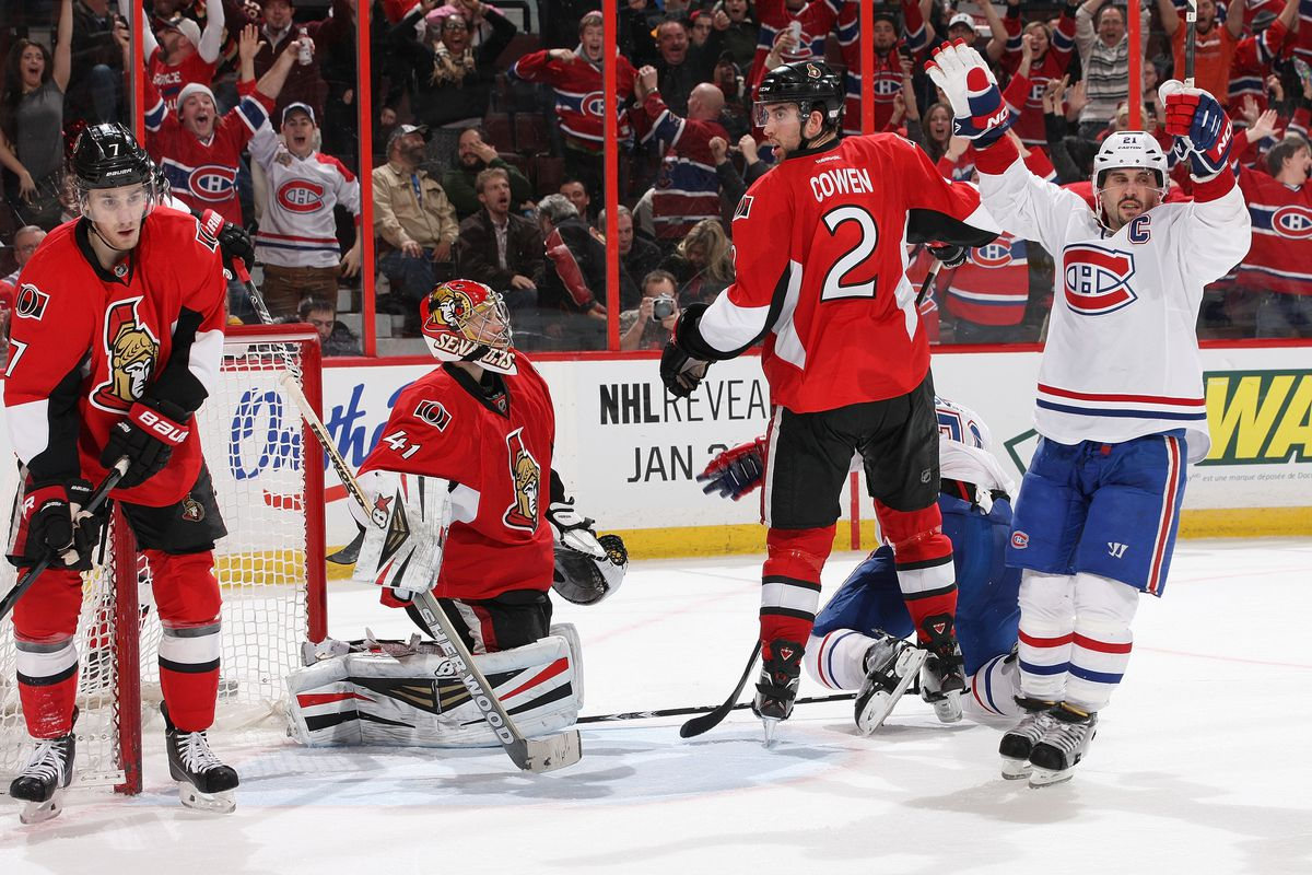 Jared Cowen has to prevent moments like this if he wants to be an NHL defender.