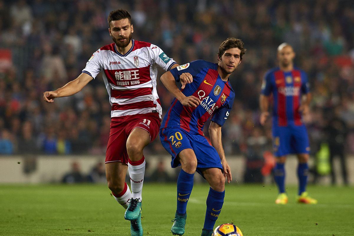 FC Barcelona v Granada CF - La Liga