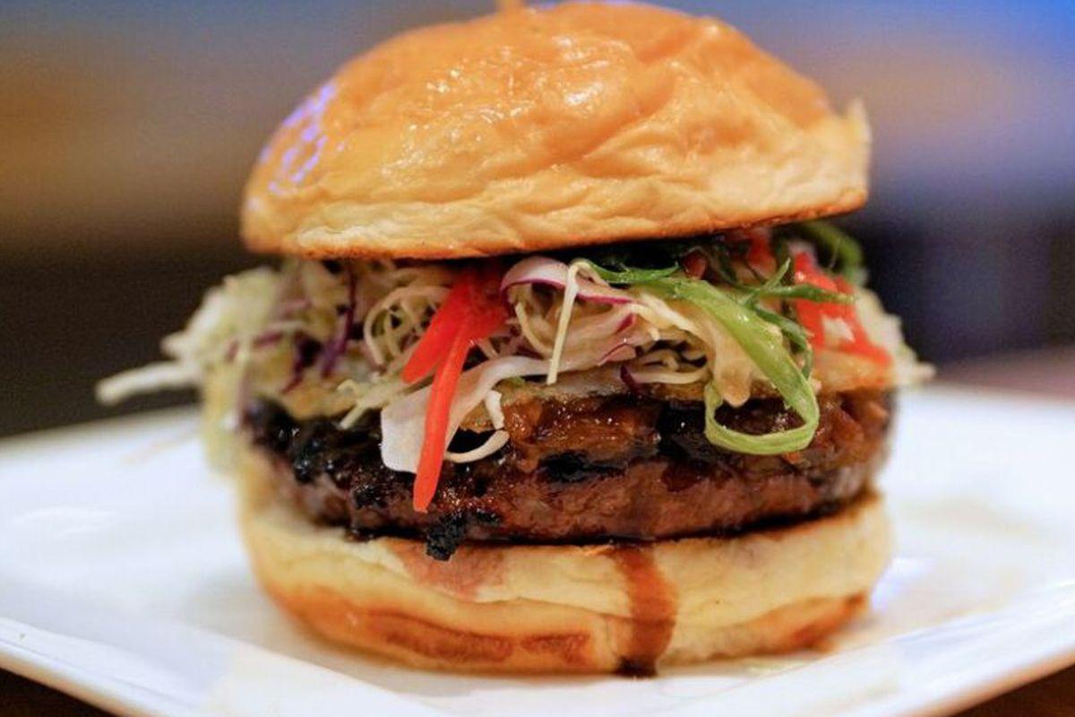 Ronin Burger at Bachi Burger