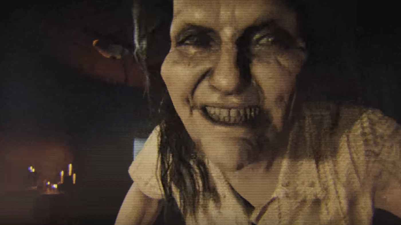 Resident Evil 7 S First Dlc Features A Creepy Clever Escape Room Puzzle The Verge