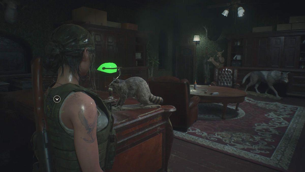 Resident Evil 2 2nd RunChief's Office