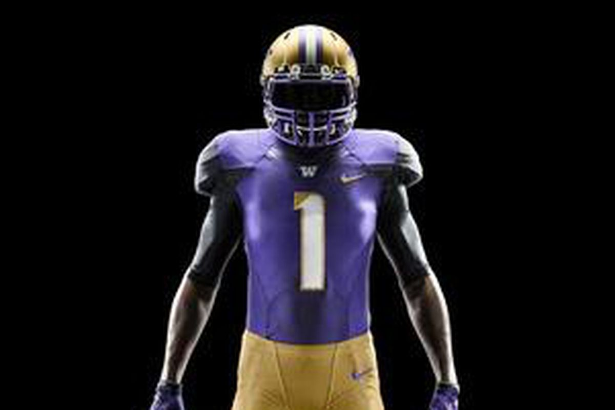 factory authentic 08fe1 a6e88 UW's New Football Uniforms Are Here - UW Dawg Pound