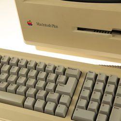 1986: Macintosh Plus