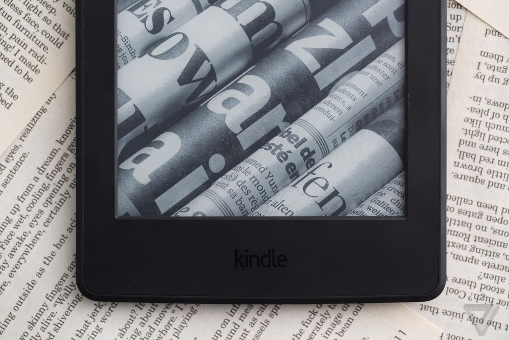 Amazon Kindle Paperwhite (2015) review | The Verge