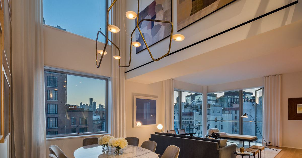 at annabelle selldorf s bowery condo huge duplex seeks 8m curbed ny. Black Bedroom Furniture Sets. Home Design Ideas