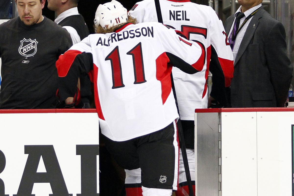 Here is hoping this isn't the last time 11 walks off the ice.