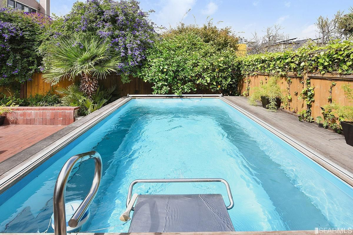 Just Two Houses on the Market in SF Have Pools; Buy One Now ...