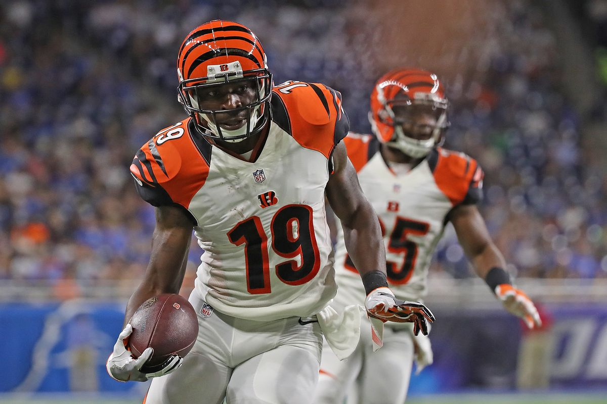 Bengals roster cuts 2016: Brandon Tate cut after 5 years in ...